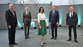 Großes Lob an die Ausbilder:innen der Versicherungswirtschaft auf der Mitgliederversammlung des BWV